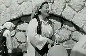 Ένα νερό κυρά Βαγγελιώ